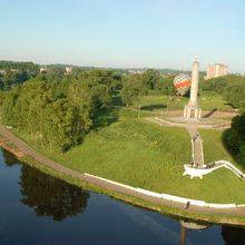 Памятник Эстонским солдатам