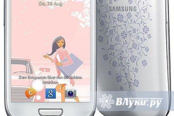 Продам телефон  Galaxy S III Mini La Fleur 8Gb (белый) в хорошем состоянии срок…
