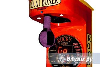 Продам силомер Rockyboxer(боксерская груша)очень хороший развлекательный…