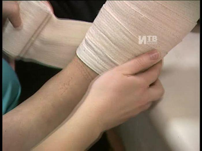 Импульс\u002DТВ: Детский ортопедический санаторий «Великолукский»