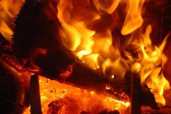 60-летний мужчина погиб на пожаре в Псковской области