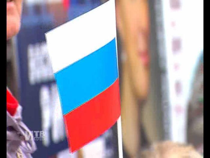 Импульс\u002DТВ: День государственного флага РФ