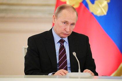 Жители России признают военные достижения В. Путина выше финансовых