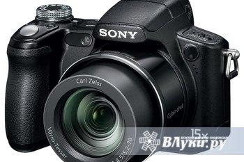 Продам фотоаппарат Sony Cyber-shot DSC-H50 Матрица 9.3 мегапикселов. Разрешение…