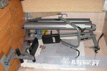 Продам силовой компклекс ATEMI    Использовался только в качестве вешалки .…