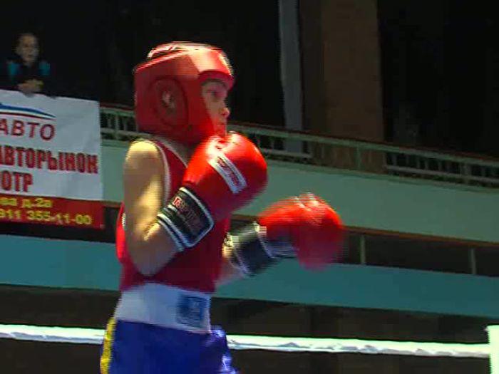 Импульс\u002DТВ: Турнир по боксу имени Клевцова