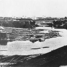 Река Ловать на 451 версте
