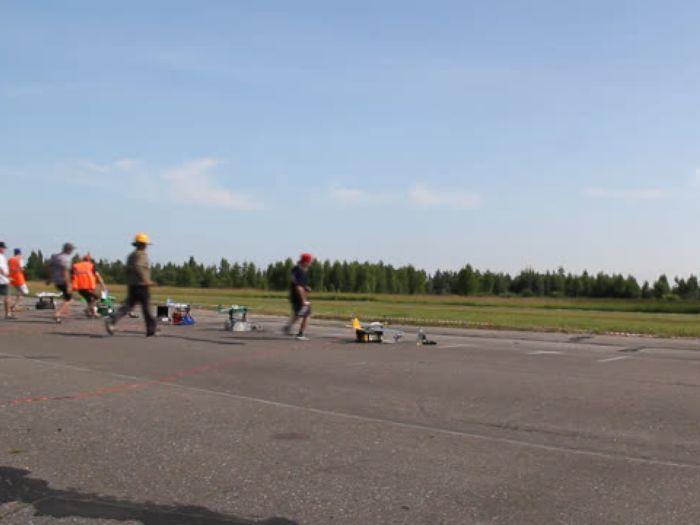 ВЛуки.ру: Этап Кубка Европы по воздушному бою в Великих Луках
