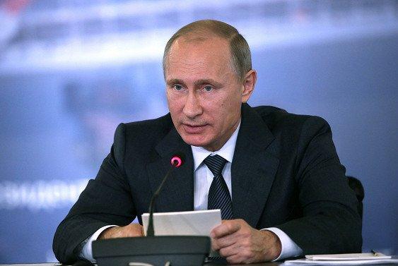 Путин подписал изменения взакон опрезидентских выборах