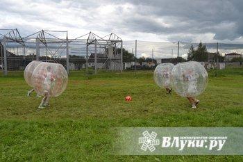 Бампербол — больше, чем футбол (ВИДЕО + ФОТО)