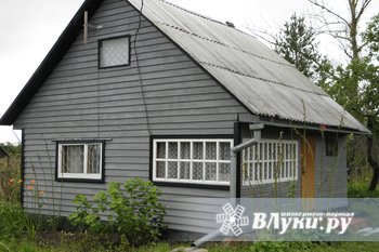 Дача в деревне Власково, 17 км от города. Одноэтажный бревенчатый дом постройки…