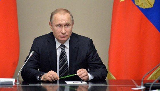 Путин заявил, что намерен проводить абсолютно миролюбивую политику