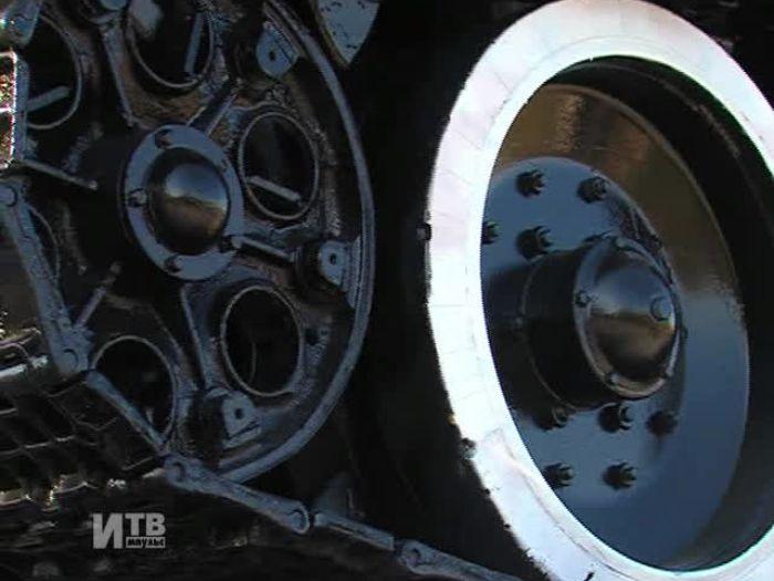 Импульс\u002DТВ: Преображение танка