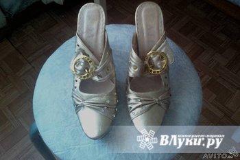Продам туфли женские, новые, размер 35, цена 1700, торг.