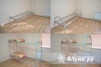 Продаём металлические кровати эконом-класса. Кровати армейского образца.…
