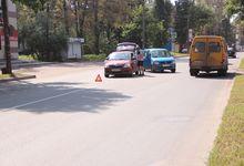 Тройное ДТП на пр-те Гагарина в Великих Луках (ФОТО)