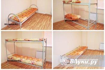Кровати металлическиеПродаются кровати металлические армейского типа.Есть 1яр…