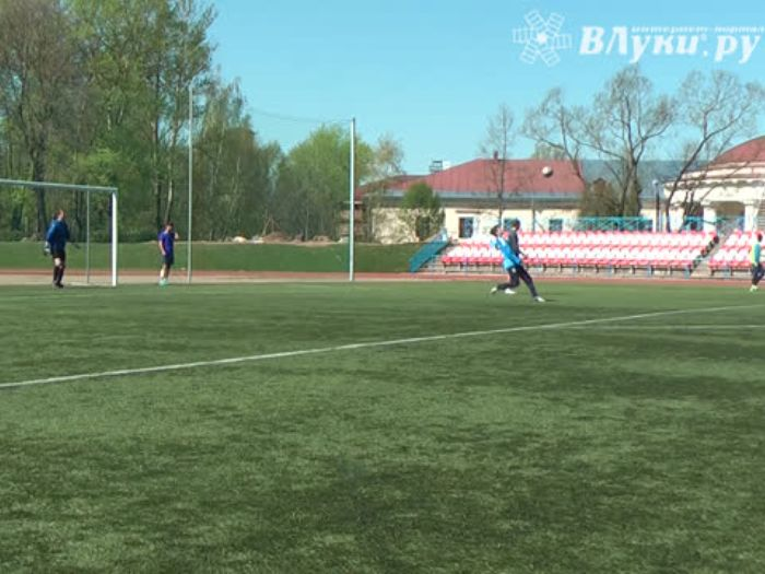ВЛуки.ру: Презентация ФК «Луки\u002DЭнергия»