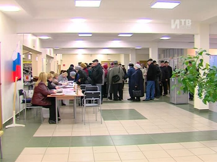 Импульс\u002DТВ: Единый день голосования в Великих Луках