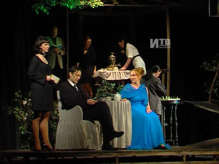 Импульс\u002DТВ: Творческий вечер в Драмтеатре