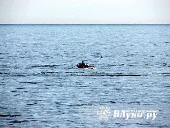 где выходить в море на лодке в ялте