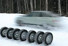 Росавтодор намерен инициировать законопроект о штрафах за езду на шинах не по сезону