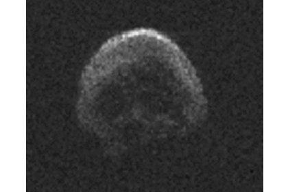 На Землю надвигается гигантский астероид