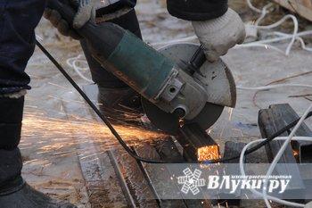 Началось строительство физкультурно-оздоровительного комплекса в Великих Луках (ФОТО)