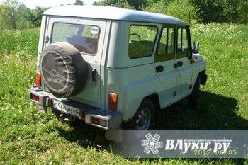 УАЗ 31519 Hanter