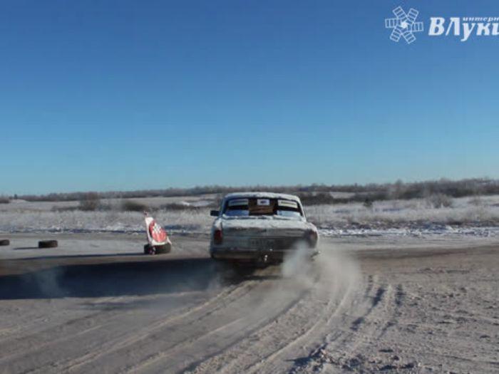 ВЛуки.ру: VI этап первенства Великие Луки\u002DНовосокольники по автомобильному многоборью