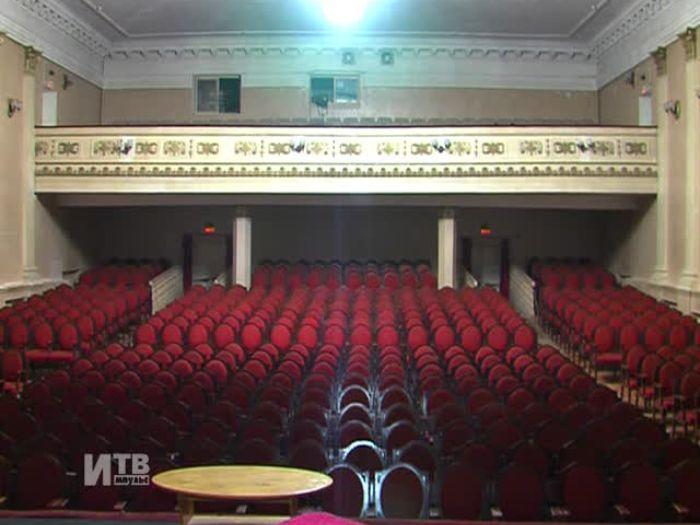 Импульс\u002DТВ: Капитальный ремонт драмтеатра