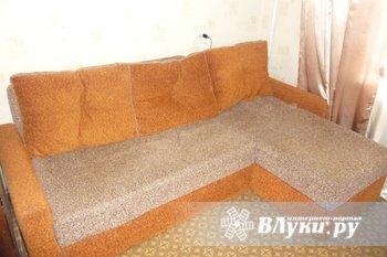 Продам диван. В разложенном состоянии 2,5 метра, внутренние ящики, 3 подушки
