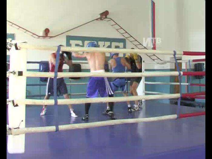 Импульс\u002DТВ: Бокс