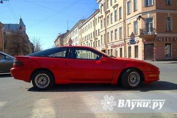 FORD PROBE GT TURBO! 2.2 литра, 190 лошадей, турбина! акпп, литые диски, круговой обвес GT! Машину уважают на дорогах Санкт-Петербурга! Авто находится в спб (так как…