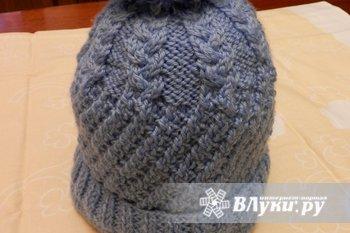 Свяжу на заказ шапки, шарфы и детские свитера. Продаю шапки ручного вязания из…