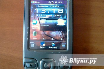 КПК HTC P3400 (Gene) Платформа Windows Mobile (оболочка SPB Home). из…