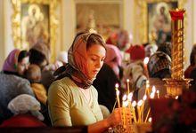 В православных храмах идет сбор средств на помощь беременным и женщинам с детьми