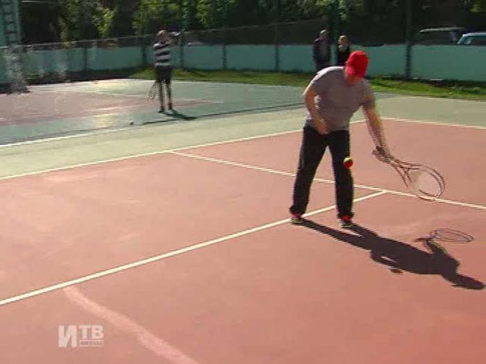 Импульс\u002DТВ: Большой теннис в Великих Луках