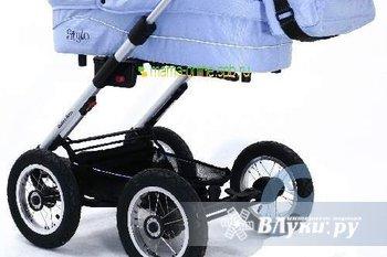 Jekky Kids детская коляска 2 в 1 Stylo  •Предназначена для детей от 0 до 3-х…