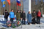 Памятные мероприятия прошли Дновском и Локнянском районах (ФОТО)