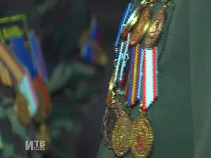 Импульс\u002DТВ: Второй этап награждения воинов\u002Dафгацев памятной медалью