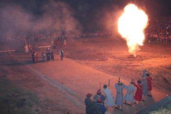 Как в Великолукской крепости интервента били (ВИДЕО+ФОТО)