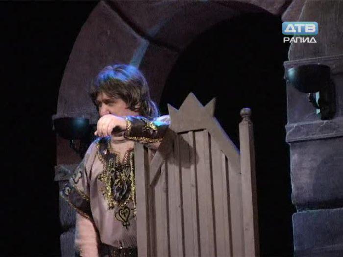ДТВ\u002DРапид: Премьера спектакля «Тайны Шинонского замка».