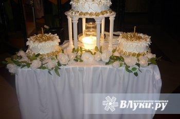 Торты свадебные, юбилейные, праздничные на заказ, от 3 до 20 кг.