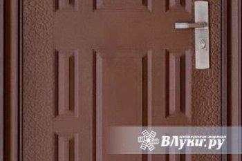 Дверь металлическая БравоОтделка – молотковая эмаль, глазок. Количество…