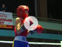 Импульс-ТВ: Турнир по боксу имени Клевцова