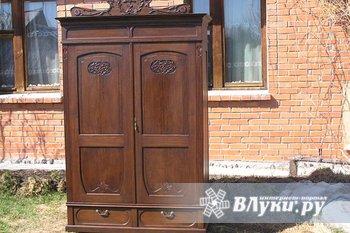 Куплю старую деревянную мебель(столы,комоды, шкафы, стулья и т.д.)возможно…
