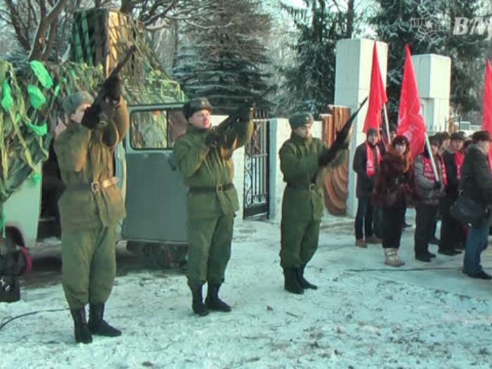 ВЛуки.ру: 71\u002Dя годовщина освобождения города Великие Луки от немецко\u002Dфашистских захватчиков