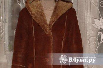 Дублёнка, р.42-44. Цена 2000р.