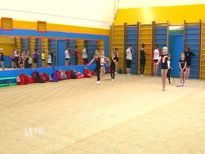 Импульс\u002DТВ: Великолукские гимнастки